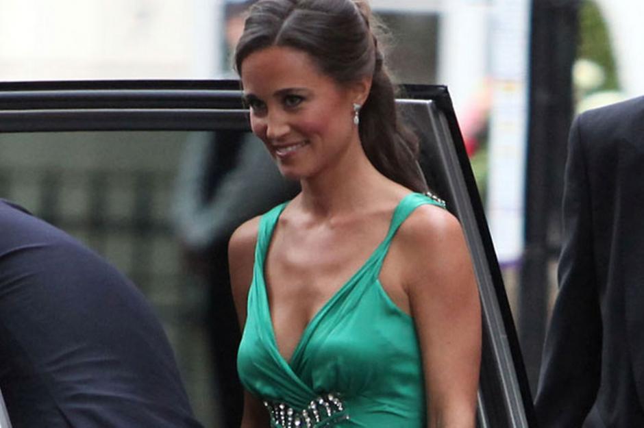 Pippa Middleton deslumbró por su belleza. (Foto: Archivo)