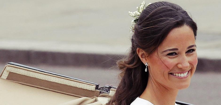 Pippa Middleton se hizo famosa durante la boda real de su hermana. (Foto: Archivo)