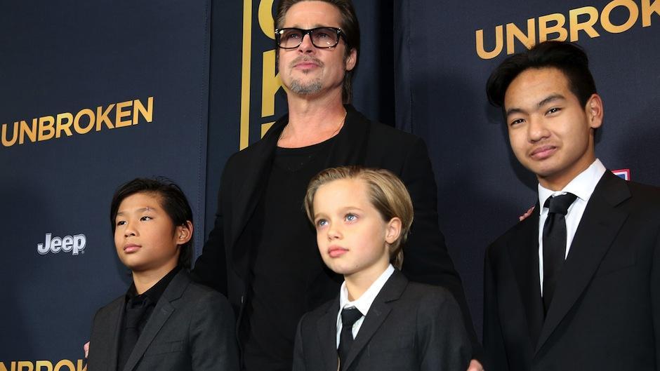 Los medios estadounidenses afirman que Angelina tendrá la custodia de sus hijos. (Foto: elespañol.com)