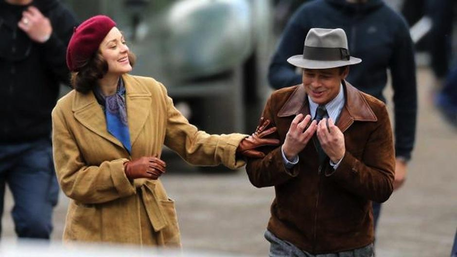 Mucho se rumoró acerca de una relación entre ellos durante el film. (Foto: Grosby Group)