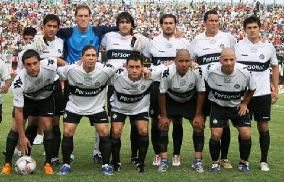"""En Olimpia de paraguay, """"el Pescadito"""" brilló y fue goleador de la plantilla. (Foto: Twitter)"""