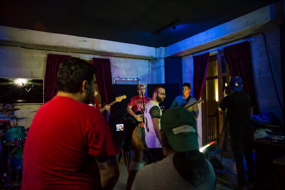 Plataforma Celeste es un espacio donde se dan a conocer las mejores bandas guatemaltecas a través de conciertos en la web. (Foto: Plataforma Celeste)