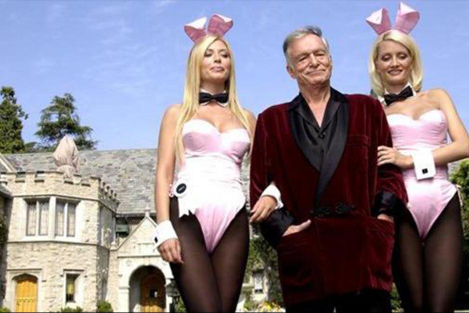 La Mansión Playboy fue la casa del dueño y fundador de Playboy, Hugh Hefner. (Foto: Archivo)