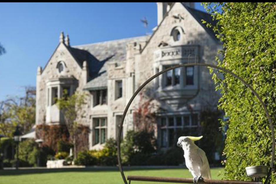 La mansión es una de las casas más famosas y admiradas de California. (Foto: Archivo)