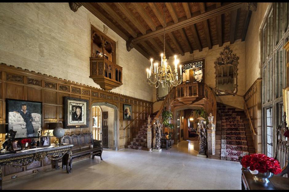 La mansión cuenta con 22 habitaciones. (Foto: Archivo)