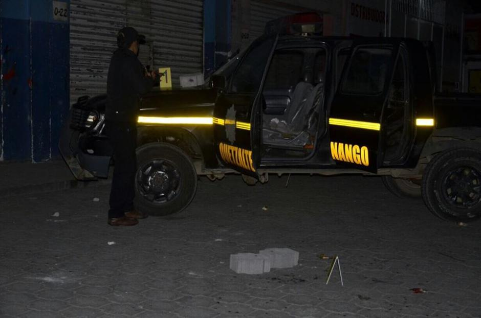 Las autoridades no lograron capturar a ninguno de los agresores. (Foto: Stereo 100/Facebook)