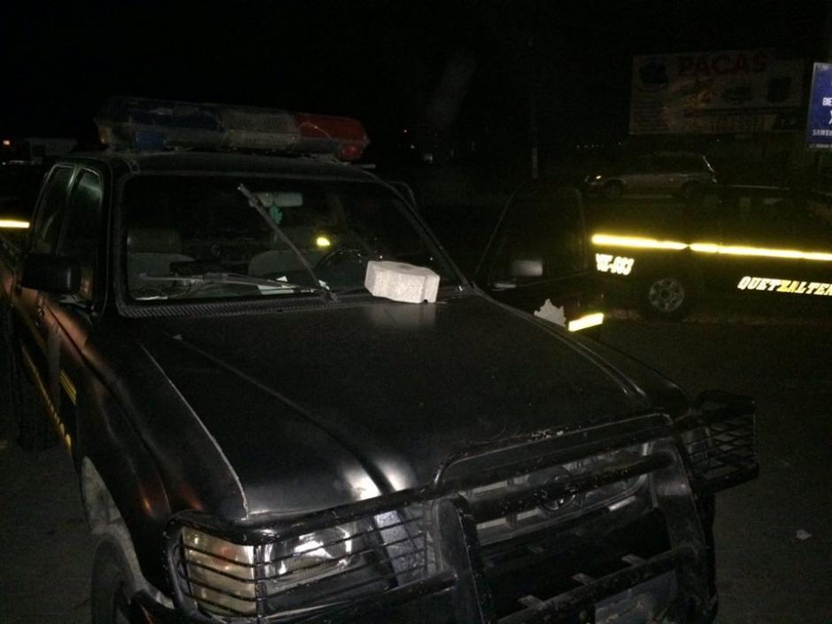 El incidente se registró en la zona 8 de Quetzaltenango. (Foto: Stereo 100/Facebook)