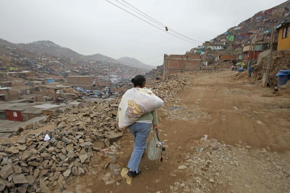 La pobreza ha aumentado en los últimos años refiere el último informe de la PNUD. (Foto: Archivo/Soy502)