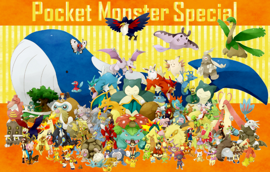 "Originalmente Pokémon se llamó ""Capsule Monsters"". (Foto: pocketmonstersspecial.wikia.com)"