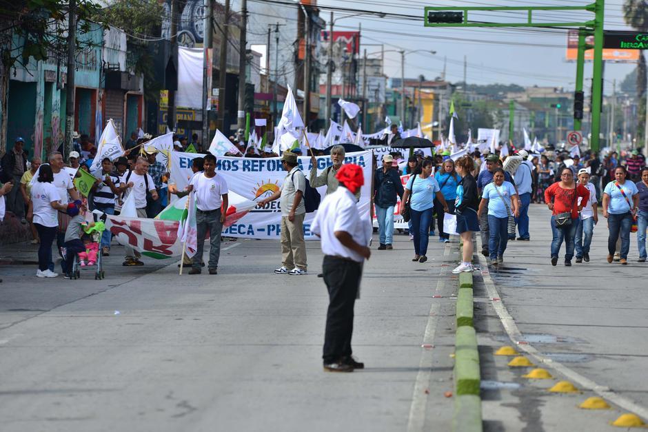 En un comunicado difundido este lunes, el Codeca manifiesta su apoyo a la CICIG y al Ministerio Público. (Foto: Archivo/Soy502)