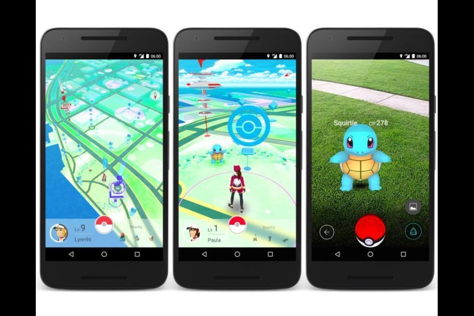 Cada pokémon puede evolucionarse para que obtenga más poder. (Imagen: Pokémon Go)