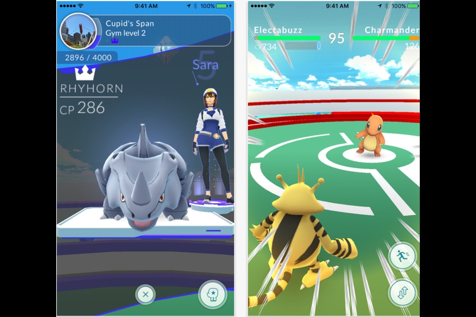 151 pokémones se pueden capturar por el momento. (Imagen: Pokémon Go)