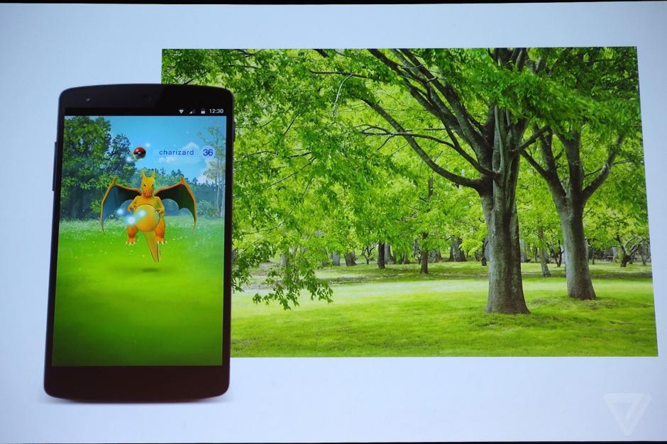 Los Pokemones se encuentran en su hábitat natural según la serie. (Foto: cpokemon.com)