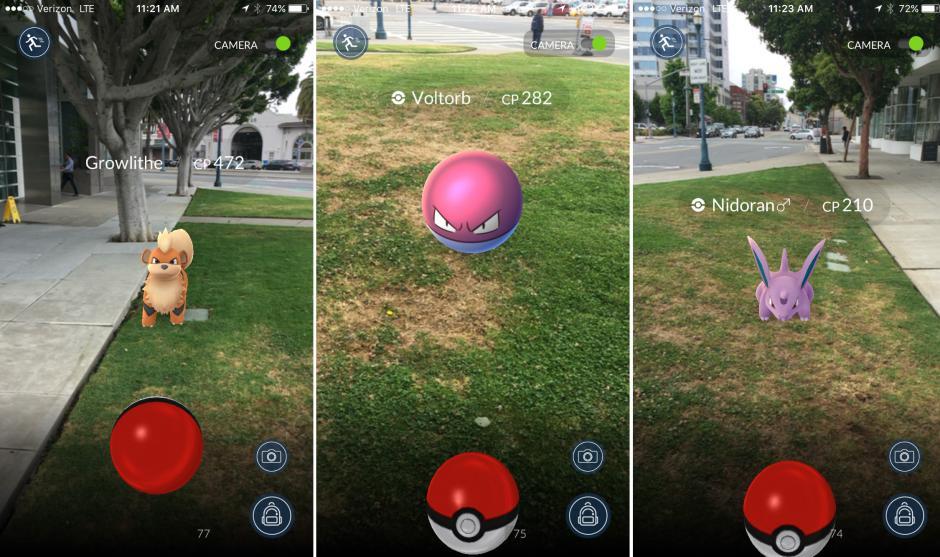 Es indispensable salir a las calles para encontrar nuevos pokémones. (Foto: terminosycondiciones.es)
