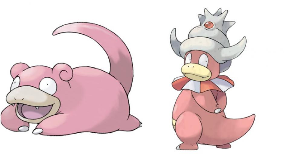 Un Slowpoke puede ser evolucionado a un Slowking. (Imagen: elcomercio.pe)