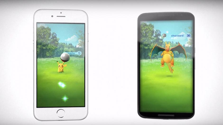 Puedes hacer uso de la cámara de tu dispositivo para ver el entorno real del Pokémon. (Foto: mundotkm.com)