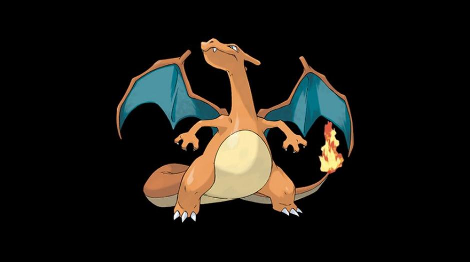 En el listado se puede ver a Charizard con una tasa de captura del 4%. (Foto: Pokémon)