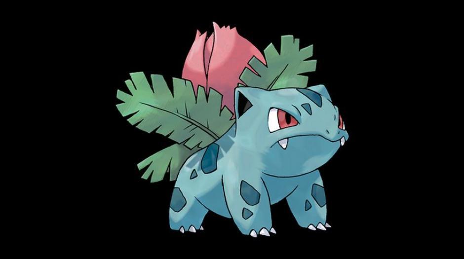 El Ivysaur aparece con una tasa de captura del 8%. (Foto: Pokémon)