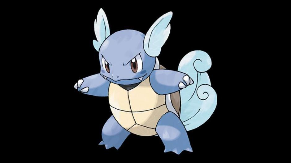En el listado se encuentra Wartortle con una tasa de captura del 8%. (Foto: Pokémon)