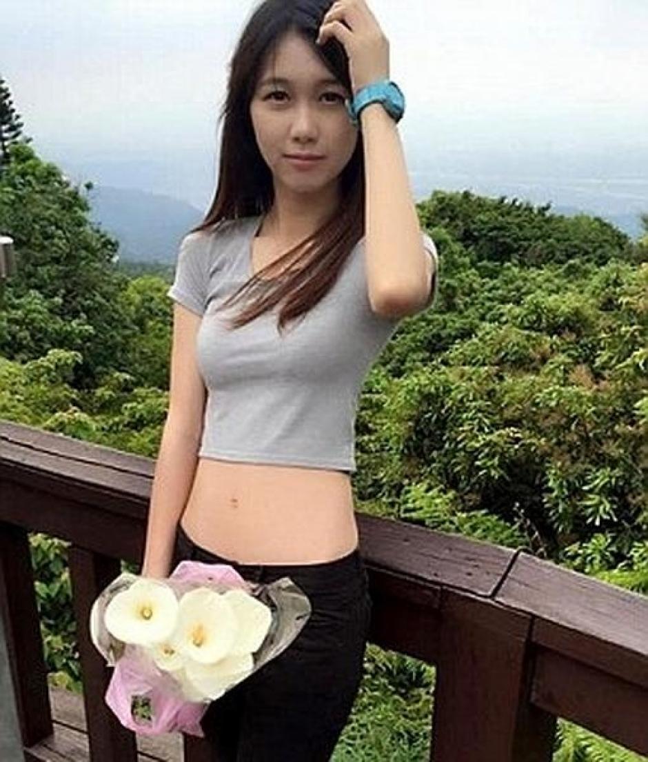 Huan Yichun se graduó de agente de la policía en la academia de seguridad de Taipei en el 2013. (Foto: ABC)