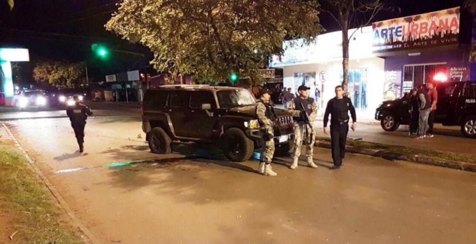 La policía cree que los escoltas del fallecido colaboraron en el crímen. (Foto: Diario33)