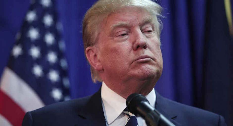 Según algunas encuestas Trump se ubica 60 puntos debajo de Clinton en la intención de voto de los hispanos. (Foto: político.com)