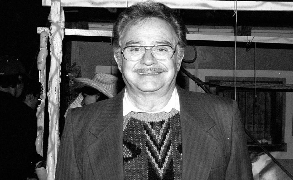 El actor Polo Ortín murió a consecuencia de un infarto. (Foto: El Universal)