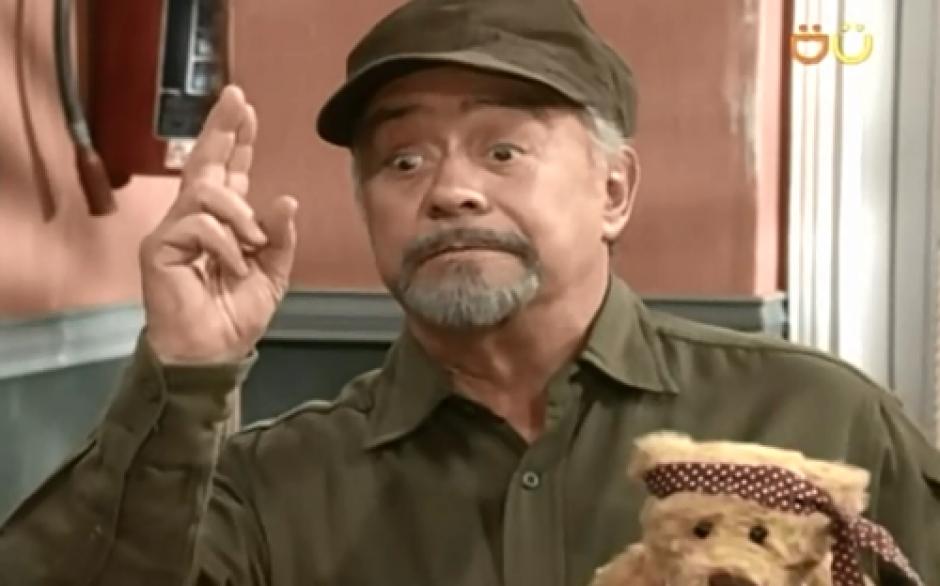 """Polo Ortín interpretó a """"Don Roque Balboa"""" en la serie de t.v. llamada """"Vecinos"""". (Foto: laprimeraplana.com.mx)"""