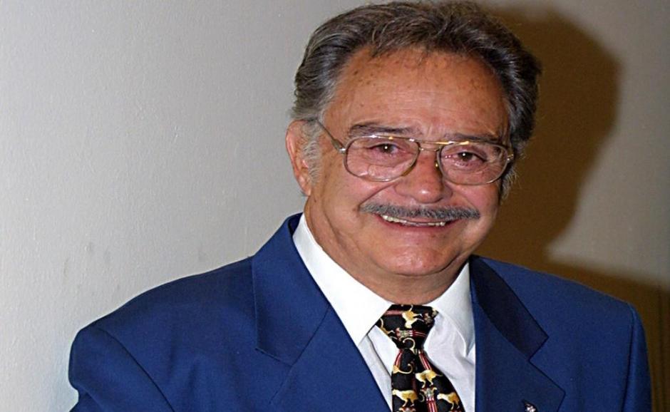 Ortín nació en la Ciudad de México el 16 de abril de 1928. (Foto: El Universal)