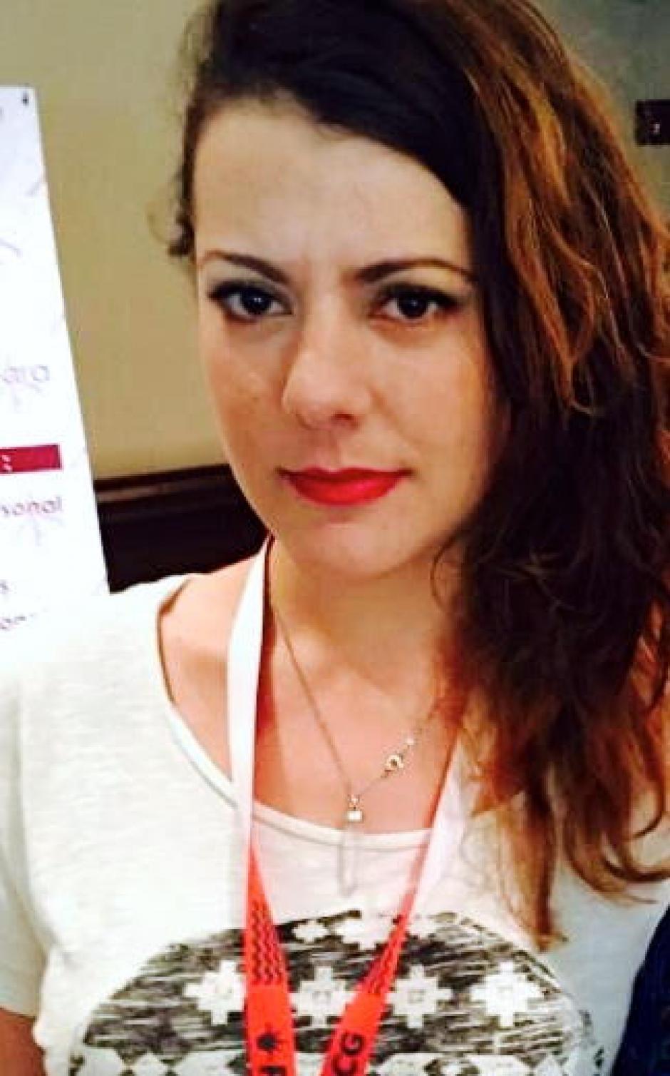 Inés Nofuentes fue productora en Ixcanul. (Foto: Inés Nofuentes)