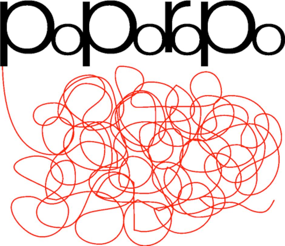 Proyecto Poporopo une comida, arte y música en un solo lugar. (Diseño: Poporopo)