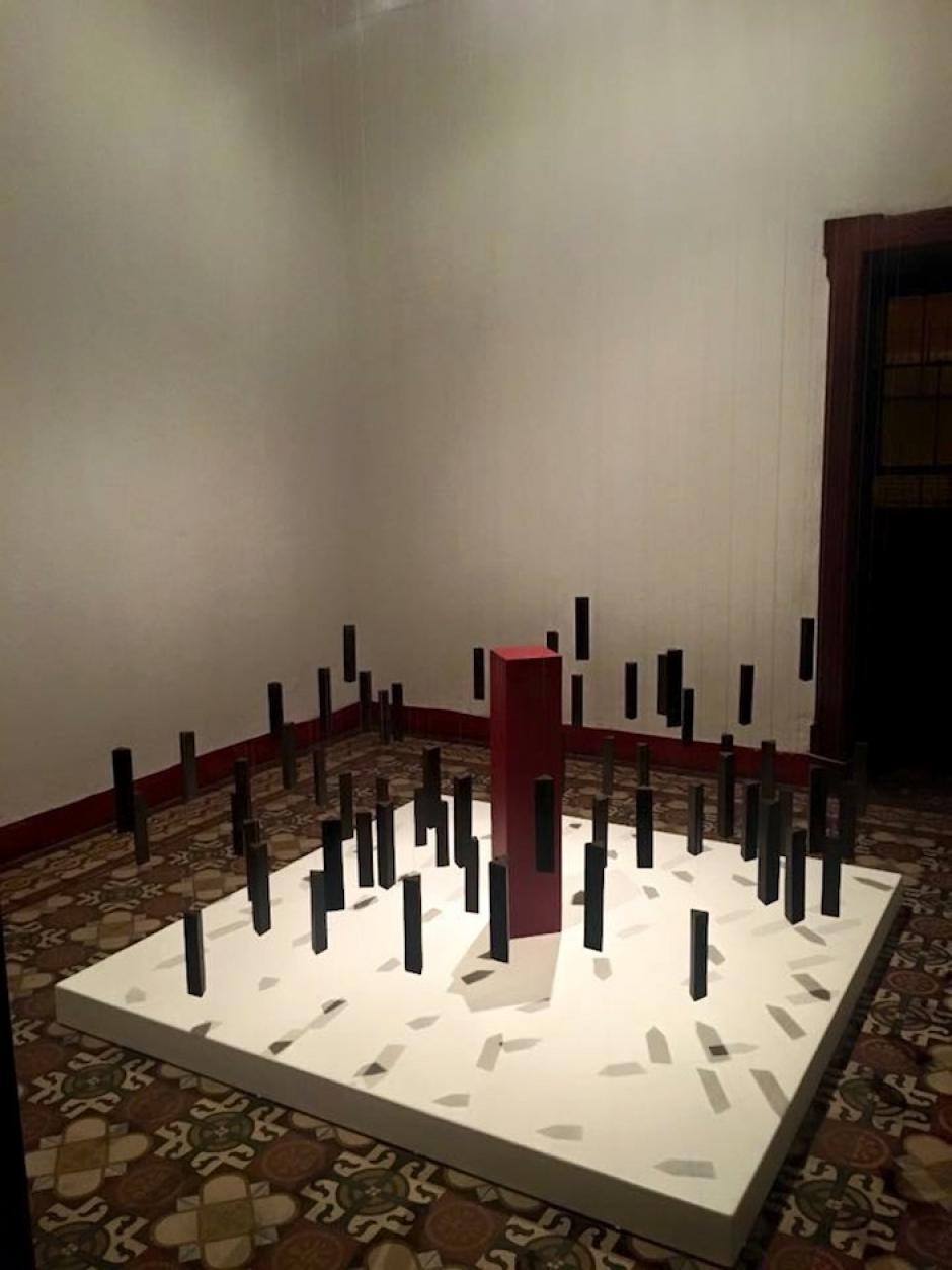 Su interior alberga a importantes artistas contemporáneos de la región. (Foto: Poporopo)