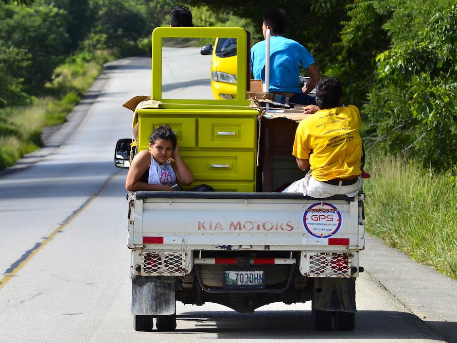 También suele fotografiar momentos de la vida cotidiana. (Foto: Rony Rodríguez/Blog Petén en fotos)