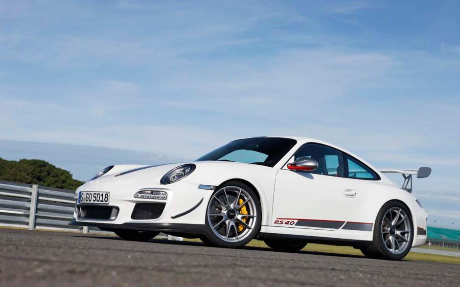 Otro de los vehículos que eran propiedad del actor y hace falta, es el Porsche 911 GT3 RS modelo 2011. (Foto: Internet)
