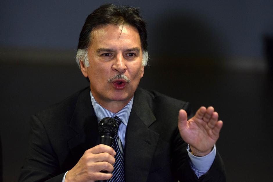 El 25 de febrero, el expresidente de Guatemala, Alfonso Portillo, arribó al país en un vuelo comercial procedente de Estados Unidos, luego de cumplir una condena por el delito de conspiración para el lavado de dinero. (Foto: Esteban Biba/Soy502)