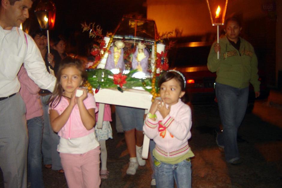Las posadas son populares en Guatemala durante la época navideña. (Foto: Kenneth Cruz/Flickr)