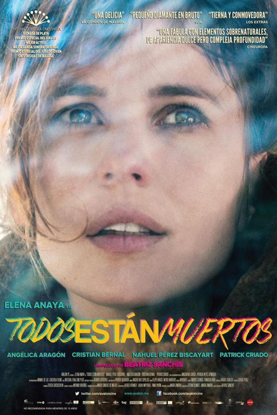 Todos están muertos es una de las españolas. (Foto: Eurocine)
