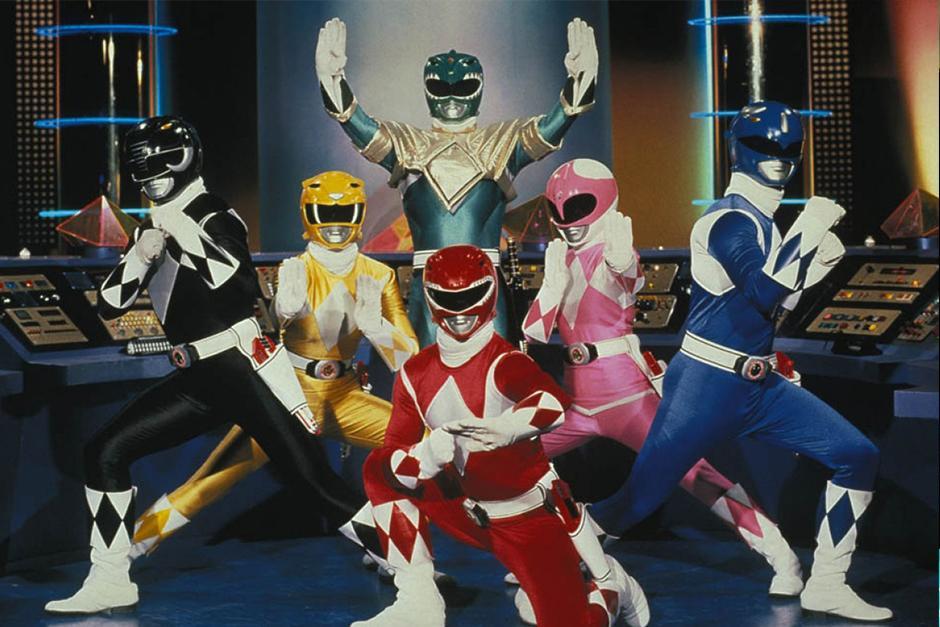Los Power Rangers fue basada en Super Sentai Series, una serie de televisión japonesa del mismo género. (Foto: Archivo)