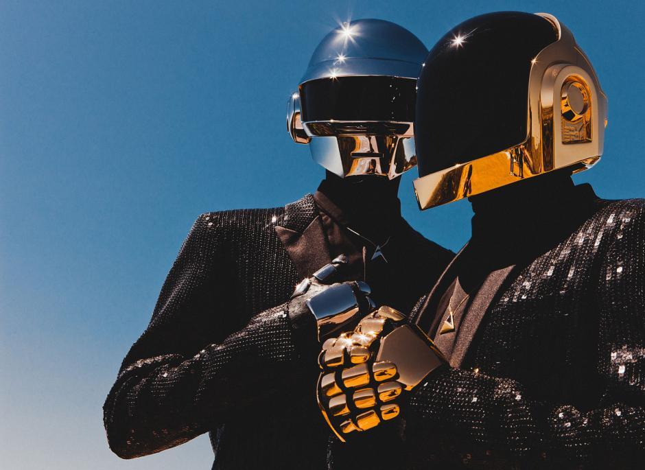 El dúo Daft Punk es muy popular por su enigmática personalidad