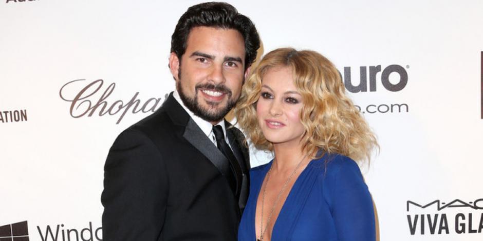 Este es el primer hijo de Paulina Rubio y Gerado Bazúa. (Foto: voces.huffingtonpost.com)