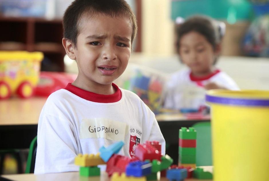 No te preocupes, transmítele alegría y seguridad en esta nueva etapa. (Foto: andina.com)