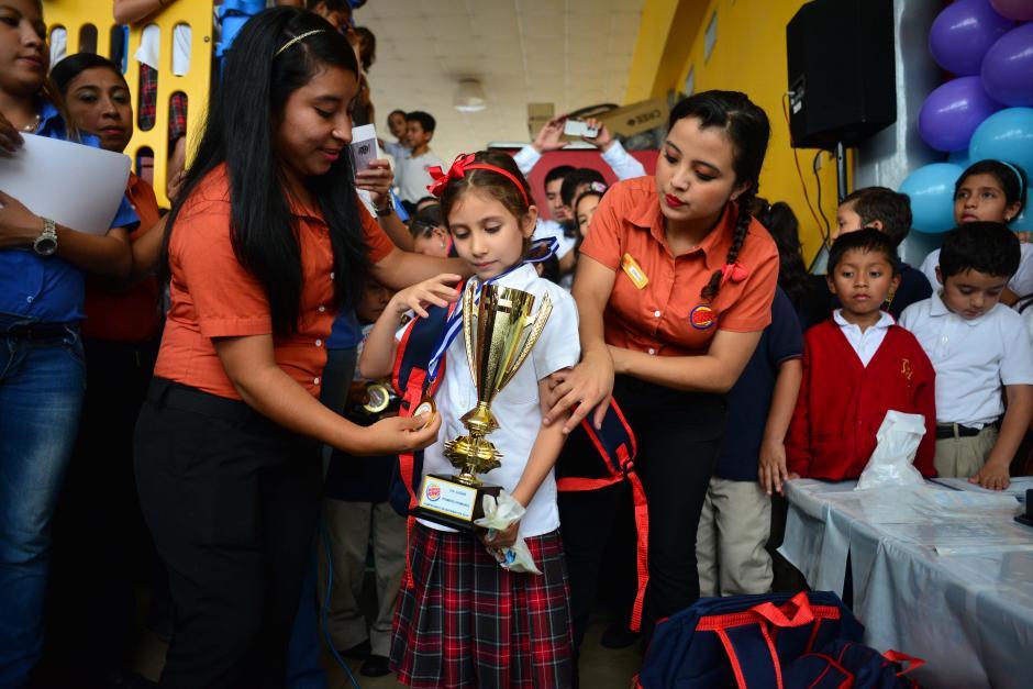 Fátima Acevedo también fue una de las ganadoras en este certamen. (Foto: Jesús Alfonso/Soy502)
