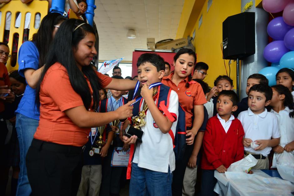 En dicho campeonato participaron alumnos de todo el país. (Foto: Jesús Alfonso/Soy502)