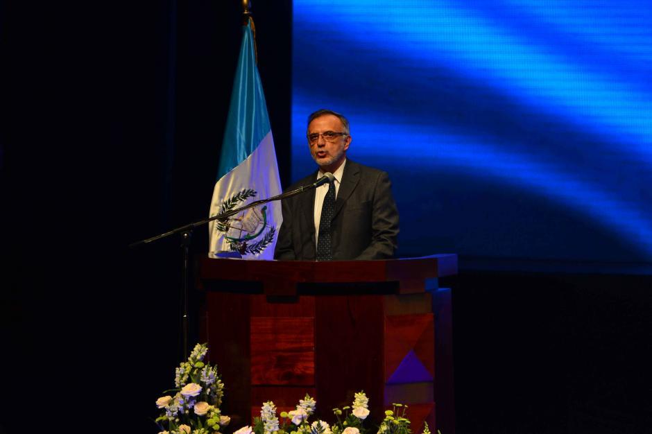 El comisionado Iván Velásquez es uno de los participantes de la propuesta. (Foto: Jesús Alfonso/Soy502)