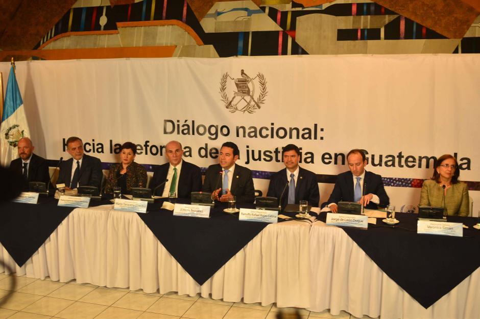 La actividad se realizó en la Gran Sala del centro cultural Miguel Ángel Asturias. (Foto: Jesús Alfonso/Soy502)