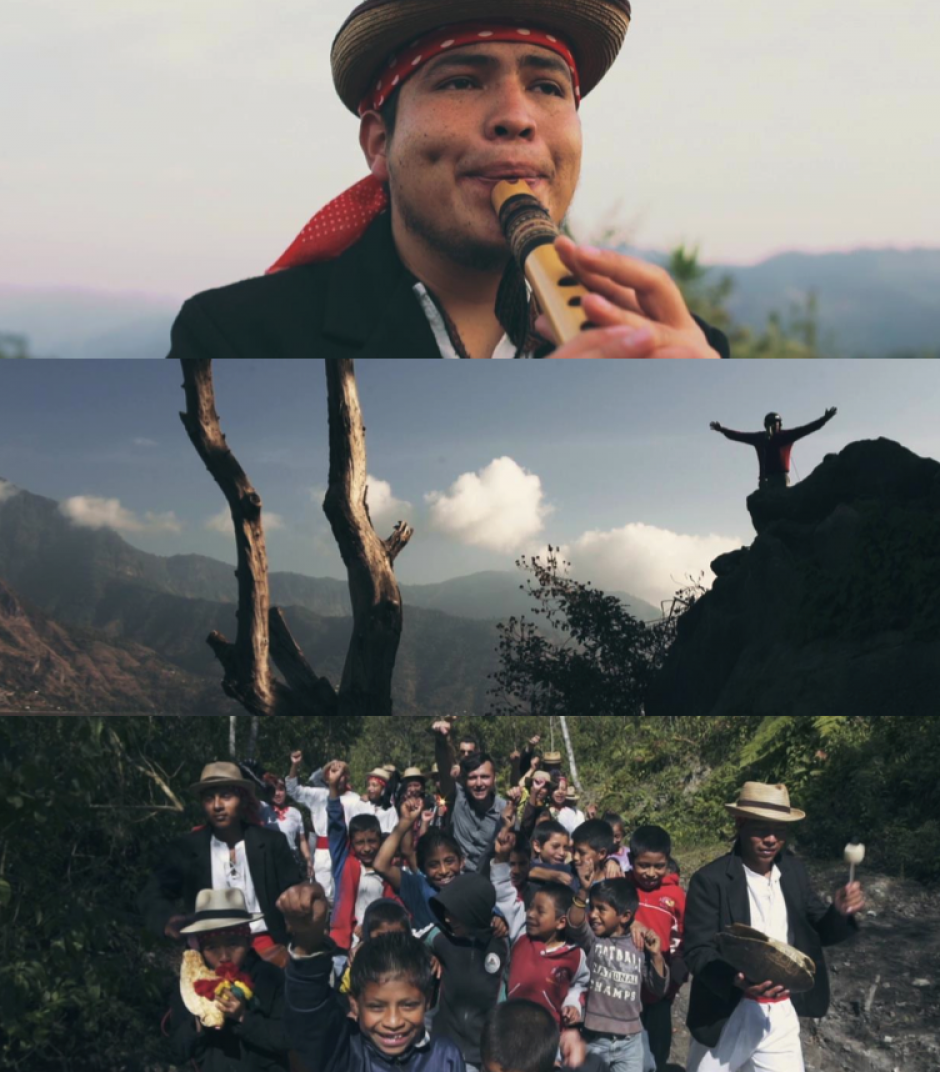 La canción y video fue creado por Daniel García. (foto: Conectivo Aguacate)