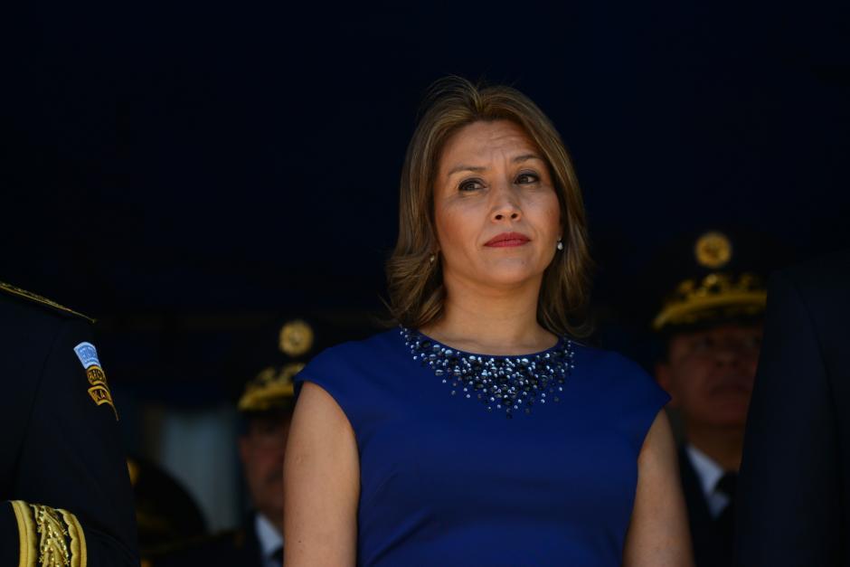Patricia Marroquín, esposa del presidente Jimmy Morales. (Foto: Archivo/Soy502)