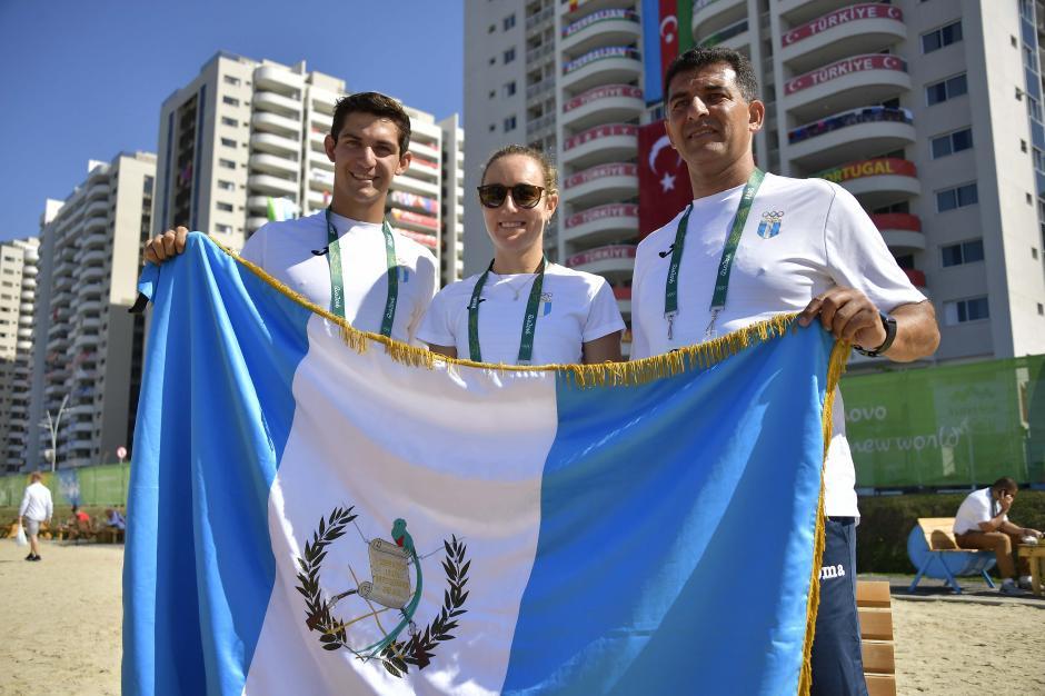 Para Charles Fernández e Isabel Brand (de 20 años ambos) serán sus primeros Juegos Olímpicos. (Foto: Aldo Martínez/Enviado de Nuestro Diario)