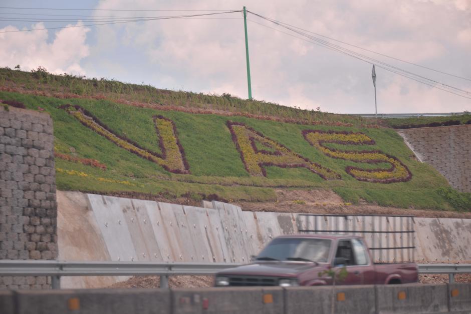 La Vía Alterna del Sur es un proyecto que tendrá un costo de 75 millones de dólares. (Foto: Wilder López/Soy502)