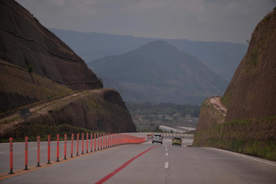 Durante el recorrido se pueden apreciar vistas panorámicas. (Foto: Wilder López/Soy502)